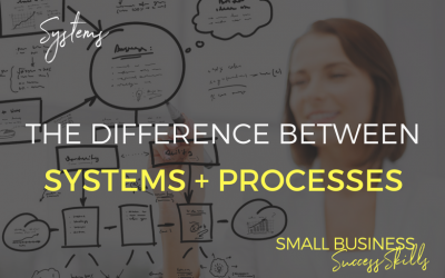 The Difference Between Systems and Processes