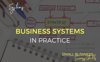 Business Systems in Practice